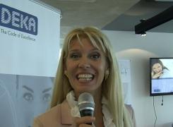Maria Teresa Ruta presenta il trattamento MonnaLisa Touch